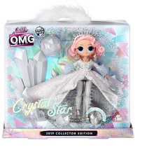 LOL Surprise OMG Crystal Star Collectors Edition Doll